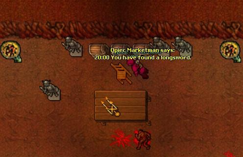 Longsword quest